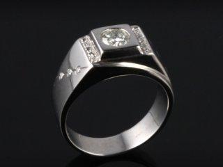 Nhẫn kim cương thiên nhiên NK 623