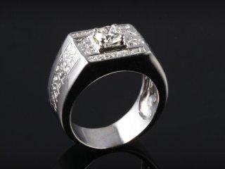 Nhẫn kim cương thiên nhiên NK 671