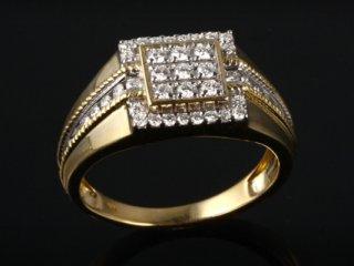 Nhẫn kim cương thiên nhiên NK 764