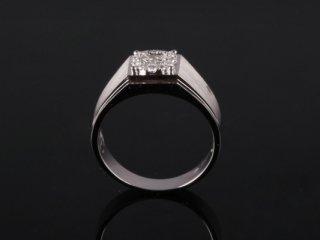 Nhẫn kim cương thiên nhiên NK 864