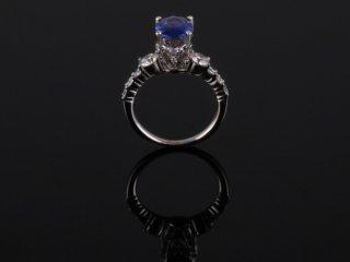 Ổ Nhẫn Kim cương Nữ NK 1285