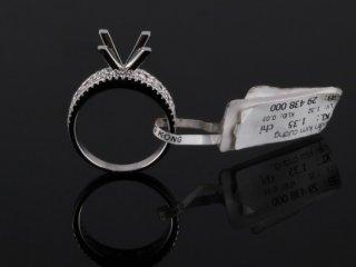 Ổ Nhẫn Kim cương Nữ NK 1305