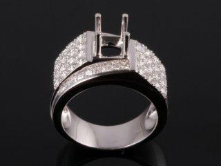 Ổ Nhẫn kim cương thiên nhiên NK 1085