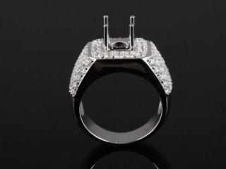 Ổ Nhẫn kim cương thiên nhiên NK 1086