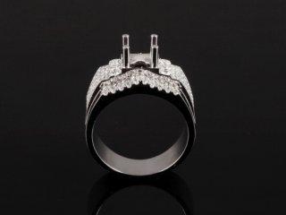 Ổ Nhẫn kim cương thiên nhiên NK 1230