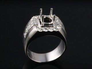 Ổ Nhẫn kim cương thiên nhiên NK 773